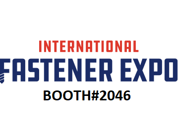 2018 National Industrial Fastener Expo in Las Vegas : Oct. 30-Nov1